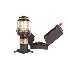 Coleman Propane 1 Mantle Lantern w-Case