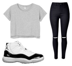 """""""Untitled #22"""" by victoriaperez901 on Polyvore featuring WithChic and Monki"""