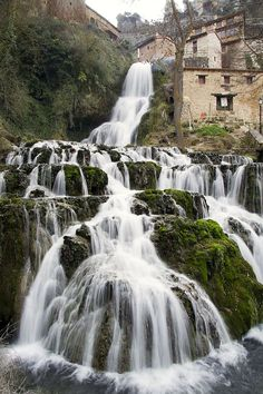 Travel Around The World, Around The Worlds, Genius Loci, Destinations, Beautiful Waterfalls, Spain Travel, Pretty Pictures, Where To Go, The Good Place