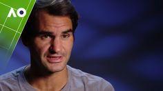 Roger Federer pre-final interview | Australian Open 2017 - YouTube
