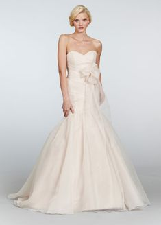Jim Hjelm Blush Bridal Gowns, Wedding Dresses Style 1305 by JLM Couture, Inc.
