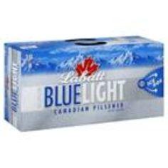 I'm learning all about Labatt Blue Light Beer Beer Light Canadian Pilsener at @Influenster!