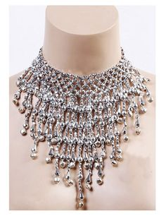 $4.98Belly Dance Handmade Bead Ball Necklace | Overbling.com