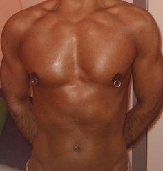Torn Nipples Rings 93