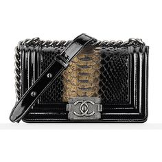 Chanel's Pre-Collection Fall 2014 Bags Have Arrived ❤ liked on Polyvore featuring bags and chanel