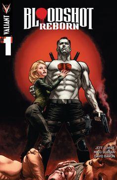 Bloodshot Reborn #1 (Issue)