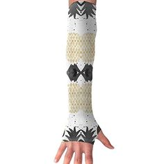 Unisex Strawberry Milk Sunscreen Outdoor Sports Arm Warmer Long Sleeves Glove