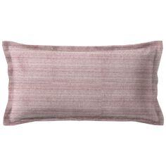 Satuday House Ojai Cashmere Lumbar Pillow: Orchid