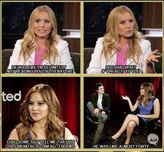 I think Jen was talking about Dax Shepherd! dunt-dun-dun