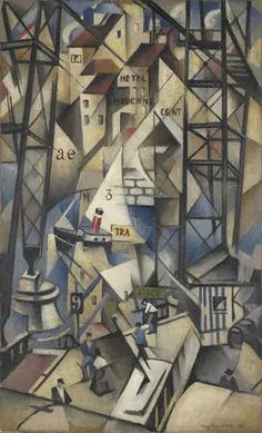Your Paintings - Christopher Richard Wynne Nevinson paintings Urban Painting, Futurism Art, Dulwich Picture Gallery, Painting, British Art, Art, Art Movement, Art And Architecture, Tate Modern Art