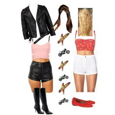 Designer Clothes, Shoes & Bags for Women Teen Beach Movie Costumes, Girls Dance Costumes, Costumes For Women, Tv Show Outfits, Outfits For Teens, Cute Outfits, Movie Outfits, Character Outfits, Girl Outfits