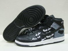 big sale a74e8 ea481 Nike Dunk High Skulls of Saigon SBTG Methamphibian Alpha Black Discount Nike  Shoes, Nike Shoes