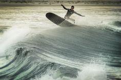 Ride on -  Surfing Rhode Island