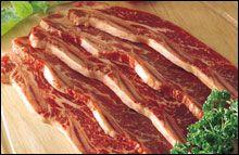 galbi ~ Korean Barbecue Ribs