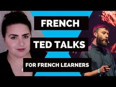 TED talks are great, right? Why not combining your French learning and watching TED Talks? I mean, there& TED Talks in French. French Language Lessons, French Language Learning, French Lessons, Spanish Lessons, Spanish Language, Learning Spanish, Spanish Class, French Teaching Resources, Teaching French