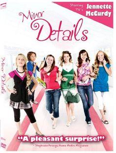#tween Minor Details: Jennette McCurdy, Kelsey Edwards, Danielle Chuchran, Caitlin EJ Meyer, Lauren Faber, John Lyde: Movies & TV