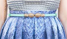 Sara is in Love with… blogger fashion street style maxi skirt look tropical prints ZIB Miumiu pineapple YRU