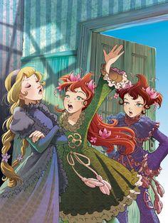 Fairy Oak-Vanilla, Lavender and Cherry