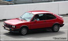 1981 #alfa #romeo #alfasud Ti #italian #cars