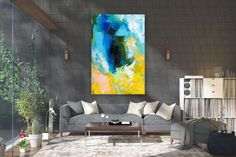 Original Abstract Canvas Art,Large Abstract Canvas Art,xl abstract painting,texture painting,abstract canvas art FY0033