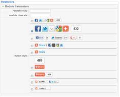 iNowWeb Demo - AddThis For Joomla