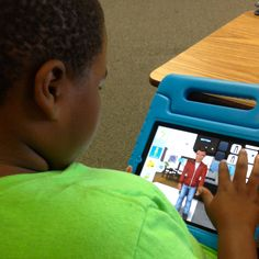 Bring Common Core Alive With Tellagami
