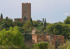 Castillo de Velez-Malaga. Malaga