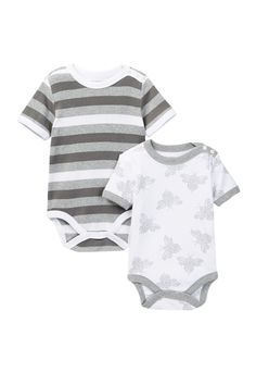 Splendid Stripe Henley Top Shorts Set Baby Boys Tacitus