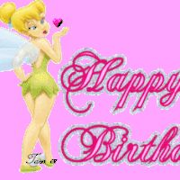 Tinkerbell birthday card facebook happy birthday tinkerbell tink happy birthday disney images yahoo image search results bookmarktalkfo Image collections