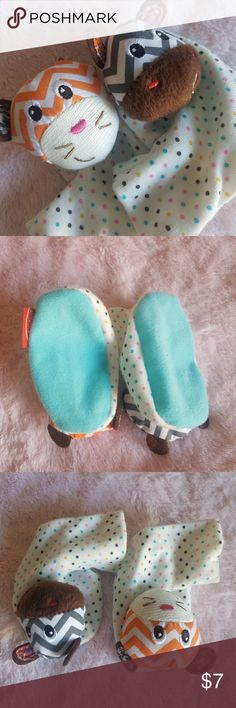 Infatino Baby Foot Rattles Never used without tags. Smoke & pet free home.  Let's talk about bundling :) Accessories Socks & Tights