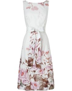 Chatsworth Floral Fit & Flare Dress from Phase Eight. I think this one may be the one for weddings this summer, although I don't usually wear anything with such a high neck. I'll have to see if they still have it in a few months, when I've (hopefully) dropped a dress size.