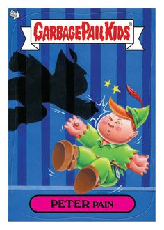 first ada garbage pail kids   Susan Lulgjuraj is an editor of Beckett Sports Card Monthly. You can ...