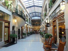 Grove Arcade - Asheville, NC