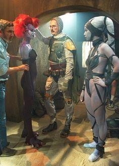 Boba Fett Unmasked During Jabba's Palace Scene
