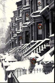 Carroll Street, Park Slope, Brooklyn