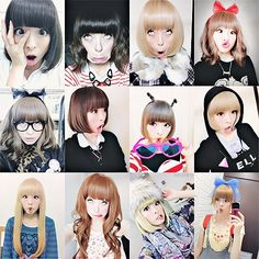 kyary faces