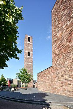 A&EB 29. Rudolf Schwarz > Church of Sta Anna, Düren | HIC Arquitectura