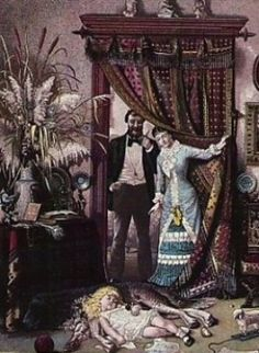 What the Victorians Can Teach Us about Saving Energy with Style http://chezchazz.hubpages.com/hub/energy-efficient-winter-decorating-victorian-style