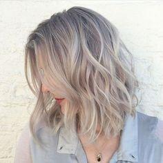 "Tendance coiffure : le ""Sand Hair"" (pin by @ChansLau )"