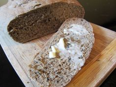 Homebrew Bread made from spent grains after brewing. Goes great with honey butter (recipe included).