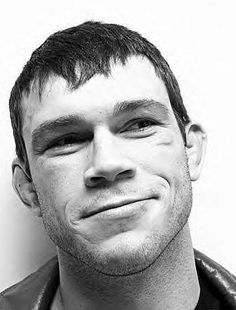 Forrest Griffin - inspiration and really funny dude.