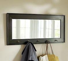 Elegant 12 Pane Window Frame Mirror 40 Inches By