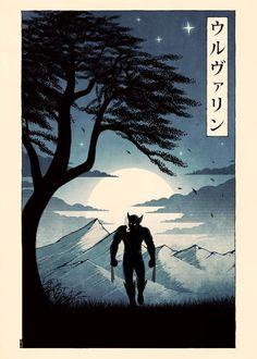 Matt Ferguson - Wolverine Night