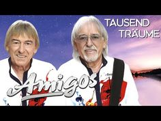Amigos - Tausend Träume (Offizielles Album-Video) - YouTube Videos, Album, Youtube, Movies, Movie Posters, Fictional Characters, Girlfriends, Films, Film Poster