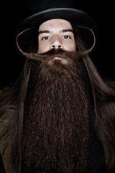 Всемирный чемпионат бород и усов.