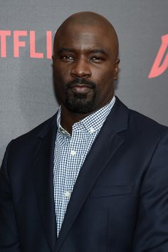 We're pretty fired up over Luke Cage! The cast of Marvel's highly anticipated new Netflix series, including Mike Colter -- the show's eponymou New Netflix, Netflix Series, Mike Colter, Luke Cage, Hot Guys, Hot Men, All In One, Public, It Cast