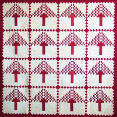 Redwood Forest quilt by Lois Arnold