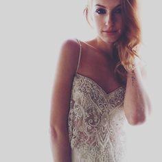 Flora Bridal | wedding dress | wedding gown | anna bé |  Beautiful Boho Wedding Gowns for 2016 collection.  www.flora-bride.com