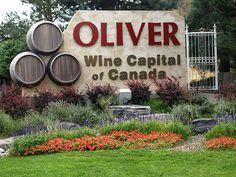 Oliver, British Columbia  Canada