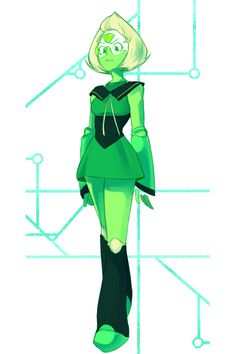 I keep making weird screaming sounds in my throat when I find new pictures of peridot. SHE IS MY CHILD